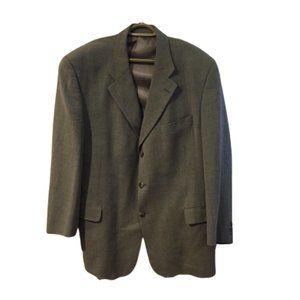 Mansieur Parviz Men's Grey Blazer